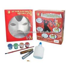 DIY-Masken für Halloween-Party-Maske Kinder