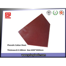 3025 Phenolic Cotton Laminate Textolite Sheet