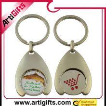 promotional keychain coin holder