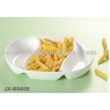 Porcelain snack dish JX-BS608