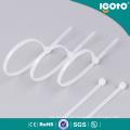 Lazo de cables de nylon plástico autoblocante con Ce SGS RoHS