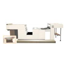Máquina automática de laminação de filme térmico