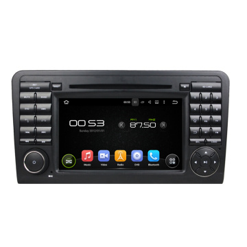 Benz ML Class W164 Car Audio Player