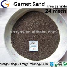 80 Mesh water jet cutting garnet/garnet abrasive
