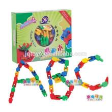 Divertido juguete de bloques de construcción suave