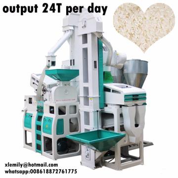 petites machines à fraiser le riz pour la mouture du riz