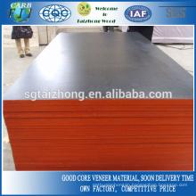 Waterproof adhesive Film faced plywood /marine plywood