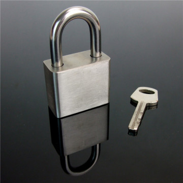 Square Type Stainless Steel Vane Key Padlock for Power System