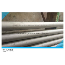 ASTM A312 316ti Seamless Stainless Steel Pipes for Bolier