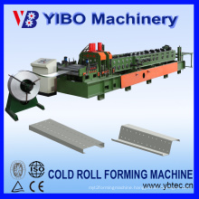Yibo Machinery Automatic Exchanged C/Z Profile Steel Purlin Roll Former Machine