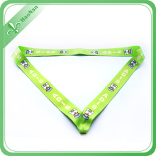 Unique Design Hot Style Sublimated Colorful Medal Ribbon