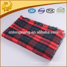 China Blankets Company Full Size 85*170cm Organic Cotton Thermal Receiving Blanket