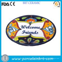 Colorful Decoration Door Welcome Plaque Board