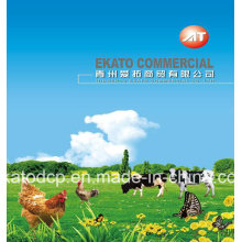 Niveau d'alimentation en phosphate dicalcique pour poulet (DCP18%)