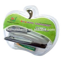 stapler pins no. 10 staple mini paper stapler blister stapler set