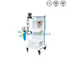 Ysav604 Medical Advanced Anesthesia Machine with Ventilator