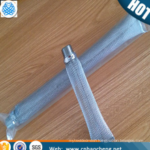 300 400 micron stainless steel 304 wire mesh bazooka kettle tube screen/beer filter