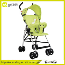 Abnehmbare Baldachin Baby Buggy zum Verkauf, Baby Buggy Räder