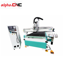 High Powered CNC Router Electronics Atc Cnc Router Laser Machine Used