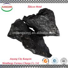 Diferente grado de metal de silicio