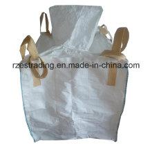 Tecidos de polipropileno branco grande saco enorme