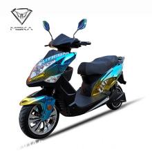 Velocidade máxima da bicicleta elétrica 55km / h