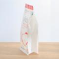 упаковка из алюминиевой фольги с застежкой-молнией