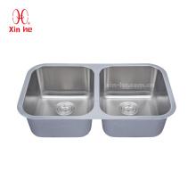 Doppelschüssel Stianless Steel Sink