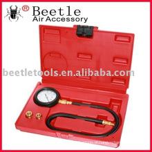 Medidor de pressão para kit de óleo do motor, testador de carro, detector de carro