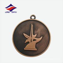 Factory custom new design school of petroleum engineering medal
