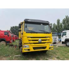 Tipper truck 6*4 dump truck engine