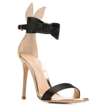 Special Design Sexy Pointed Open Toe Small Size Unique High Heel Shoes