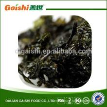 nourriture saine chinoise séchée wakame tranche