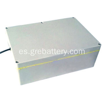 12V 80Ah litio Ion Battery Pack para luz de calle Solar