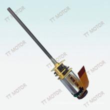 GM12-N20VA 5v 12v screw-thread shaft dc electric gear motor