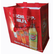 Heavy Duty Packaging Cheap Price PP Woven Bag for Wine
