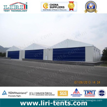 Aluminum Structure Clear Span Military Aircraft Hangar Tent