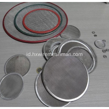 Filter Stainless Steel Woven Wire Mesh