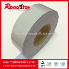high silver reflective fabric with good elasticity