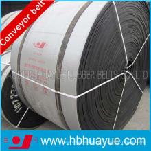 Resistente à corrosão, núcleo inteiro fogo retardador PVC / Pvg correia transportadora