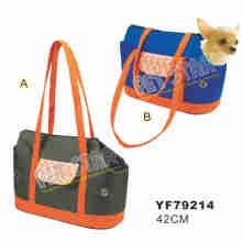 Pet Carrier Bag 42cm, Assorted Color
