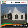 party pagoda tents 5x5m made of aluminum for garden usage