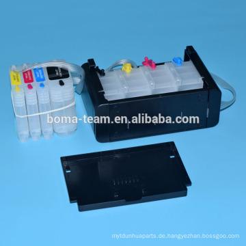 Kontinuierliches Tintenversorgungssystem für HP11 Designjet 100 111