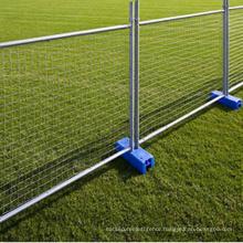 Construction site temporary fencing /mobile fencing /portable fencing