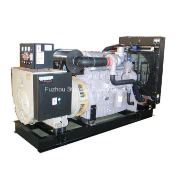 400 Kw 550 kVA Diesel Generator with Perkins Engine 2506c-E15tag2