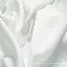 Atacado 200TC 100% algodão rolo de tecido branco para lençóis de cama