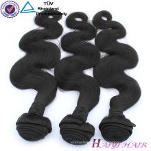 Выровнянная Надкожица Человеческих Волос Индийские Волосы