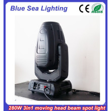 2015 Новые 10R 280w 3in1 головы движущихся этапе освещения