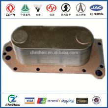 heißer verkauf dieselmotorölkühler kühler C3966365 für dongfeng lkw teile aus china auf alibaba