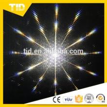 Nova folha de plástico arrivel conduziu a festa da lâmpada de iluminação LED Rotating Lamp Bulb lâmpada de luz ambiente levou